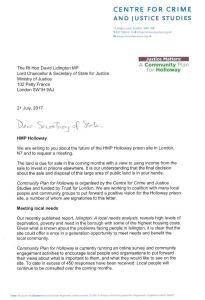 Lidington Letter Image